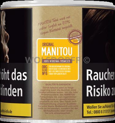 Manitou Organic Gold No.8 Dose 80 g