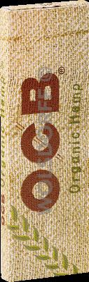OCB Organic Hemp 50 Blatt kurz