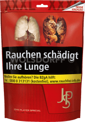 JPS Red XL Volume Tobacco extra Beutel 107 g