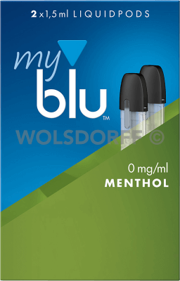 myblu Liquidpod Menthol