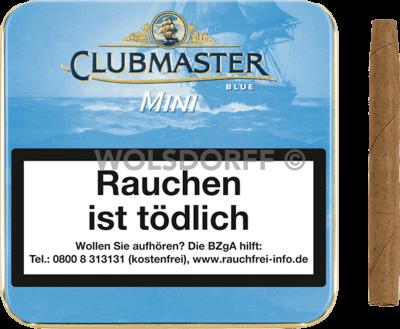 Clubmaster Blue Mini 20er