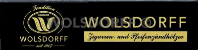 WOLSDORFF Hölzer 10cm lang