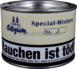 Tabac Collegium Special-Mixture No. 3