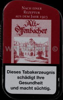Bernard Alt Offenbacher