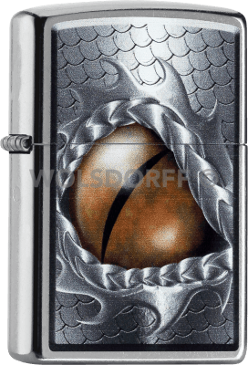 Zippo 60001001 #207 Dragon Eye Street Chrome™