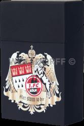 RubberBox schwarz 1. FC Köln Stadtwappen