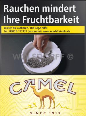 Camel Yellow Big Pack XXL (8 x 27)