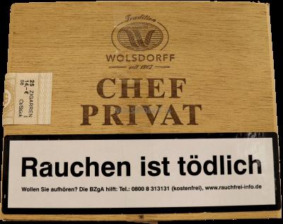 Chef Privat Speciale Sumatra 25er