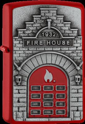 Zippo 2005338 #233 Fire House