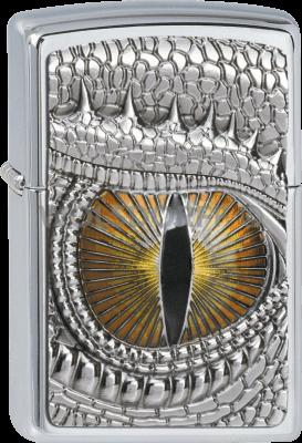 Zippo 2002539 #250 Dragon Eye Emblem