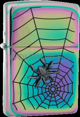 Zippo 251707 Rainbow Spider