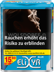 Elixyr Origin Blue Dose 115 g