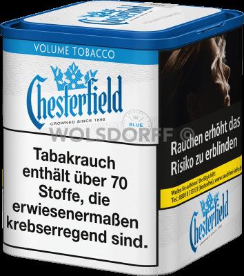 Chesterfield Blue Volume Tobacco L Dose 50 g