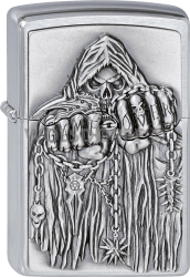 Zippo 2000860 #200 Game Over Emblem