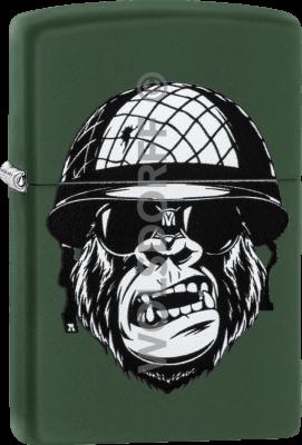 Zippo 60004209 #221 Soldier with Helmet
