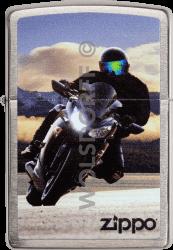 Zippo 60003797 #200 Motorbike Design