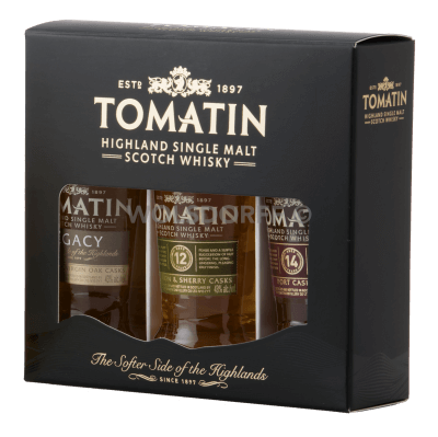 Tomatin Coopers Choice Miniset