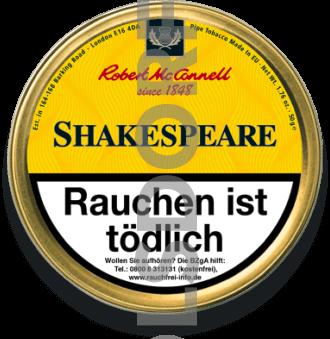 Robert McConnell Heritage Shakespeare