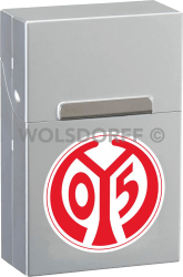 AluBox chromfarben 1. FSV Mainz 05