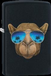 Zippo 60003159 #218 Camel with Sunglasses