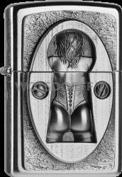 Zippo 2003077 #207 Keyhole Emblem