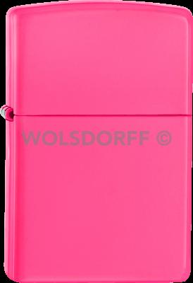 Zippo 60000475 #28886 Neon Pink