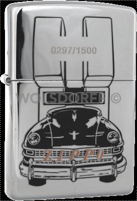 Zippo 24512 Car 10th Anniversary