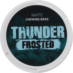 Thunder Frosted White