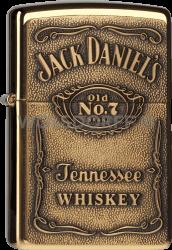 Zippo 60001212 Jack Daniels® Label