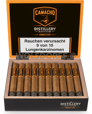 Camacho Connecticut Distillery Edition 2019