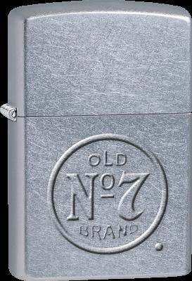 Zippo 60000607 #207 Jack Daniels® Old No. 7