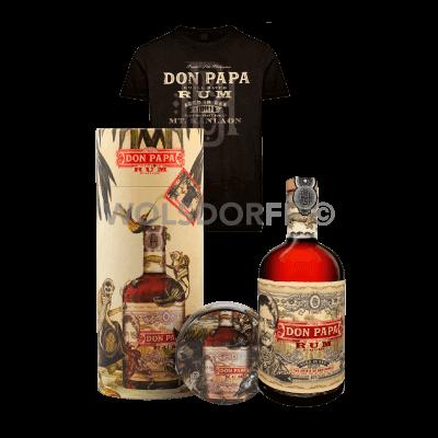Don Papa Rum Geschenkset