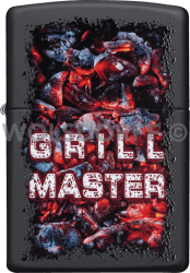 Zippo 60003855 #218 Grill Master Charcoal