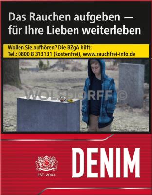 Denim Red XXL (8 X 29)