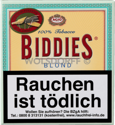Biddies Blond 20er