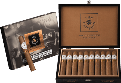 Griffin's Special Edition 2015 Club Series III