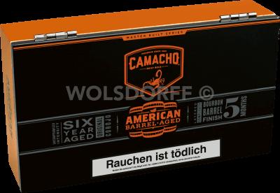 Camacho American Barrel Aged Robusto Tubos