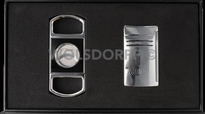 Dupont Geschenkset Cigar Cutter + Maxijet div. Ausführungen