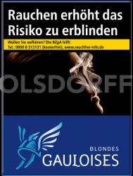 Gauloises Blondes Blau (8 x 27)