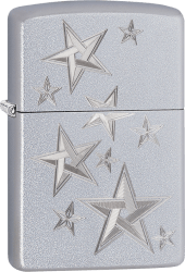 Zippo 60003373 #205 3D Stars