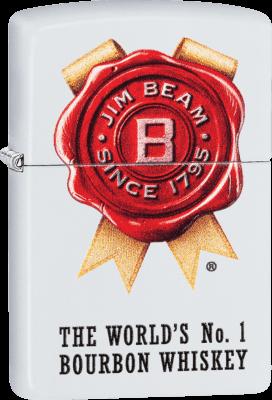 Zippo 60004203 #214 Jim Beam Seal