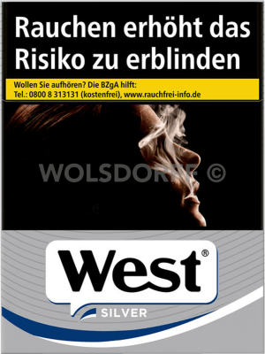 West Silver (10 x 21)