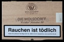 Die WOLSDORFF Cordial Sumatra XO