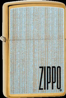 Zippo 60004229 #204B Zippo Classic Texture