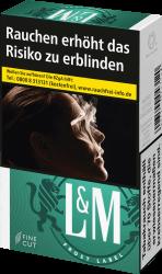L&M Frost Label XL (8 x 23)