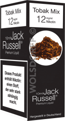 Jack Russell Liquid No 2 Tobak Mix