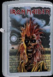 Zippo 60003141 #207 Iron Maiden Face