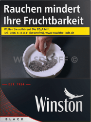 Winston Black Big Pack XXL (8 x 27)