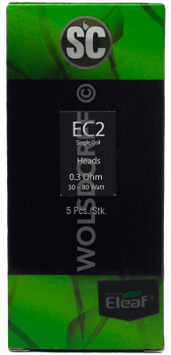 SC EC2 Heads 0,5 Ohm 5er