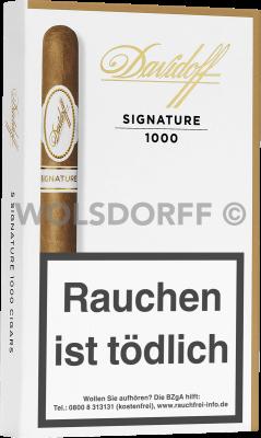 Davidoff Signature No. 1000